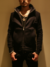 NECK ZIP UP PARKA